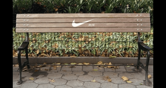 Nike Allowing You No Rest