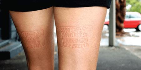 Superette – Short Shorts